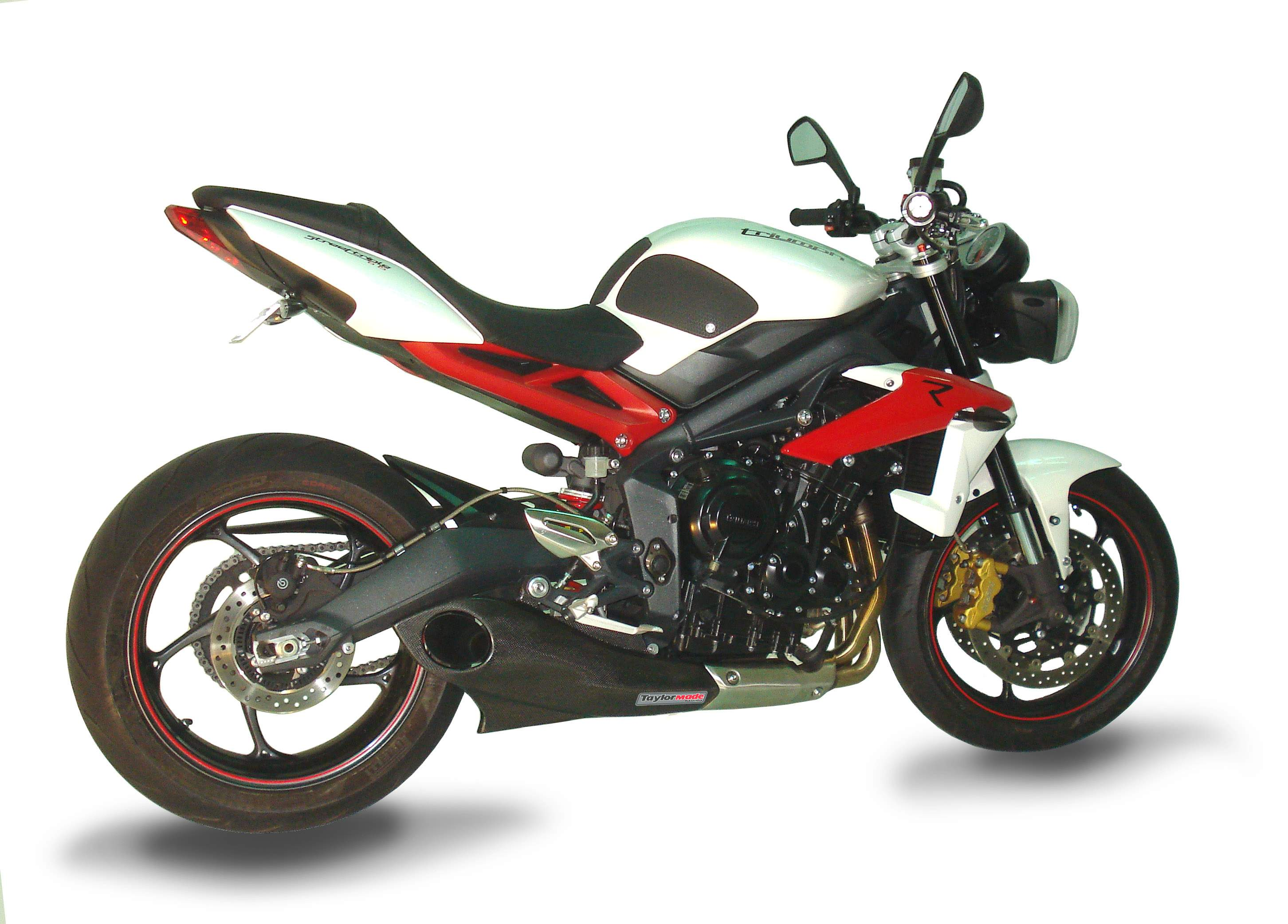 Street Triple Profile